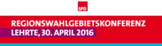 Regionswahlgebietskonferenz