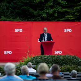 Bürgermeisterkandidat Henning Schünhof