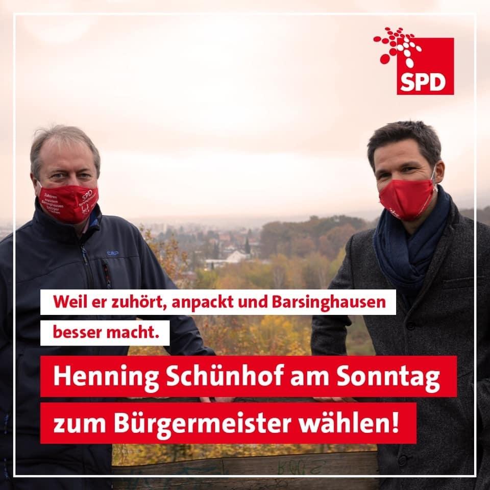 Henning Schünhof Steffen Krach