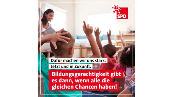 Chancengleichheit aller Kinder und Jugendlichen in der Region Hannover!